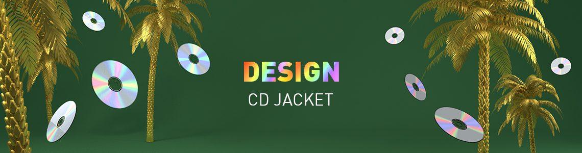 CDジャケットデザイン