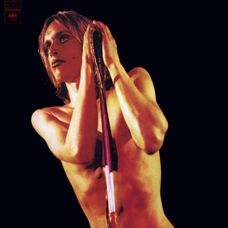 CDジャケットデザイン|Iggy and The Stooges