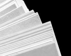 CDプレス|紙ジャケットの紙の種類